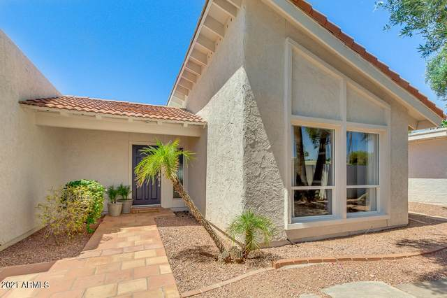 7116 N Via De Amigos, Scottsdale, AZ 85258 (MLS #6224910) :: The Carin Nguyen Team