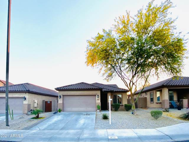 1752 S 236TH Drive, Buckeye, AZ 85326 (MLS #6224942) :: Yost Realty Group at RE/MAX Casa Grande