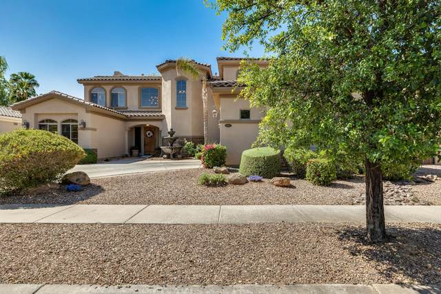 4737 E Ironhorse Road, Gilbert, AZ 85297 (MLS #6224952) :: Klaus Team Real Estate Solutions
