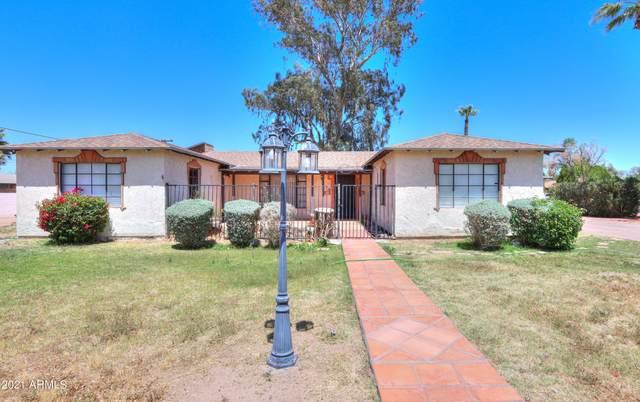 816 E 11TH Street, Casa Grande, AZ 85122 (MLS #6224955) :: Yost Realty Group at RE/MAX Casa Grande