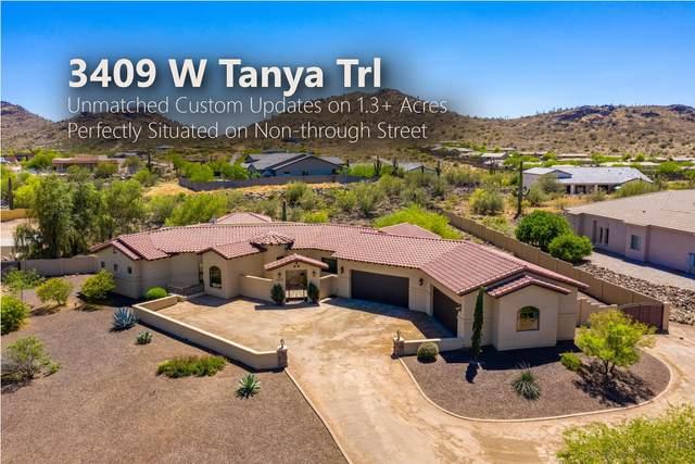 3409 W Tanya Trail, Phoenix, AZ 85086 (MLS #6224975) :: Yost Realty Group at RE/MAX Casa Grande