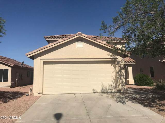 11806 N Olive Street, El Mirage, AZ 85335 (MLS #6224979) :: Yost Realty Group at RE/MAX Casa Grande