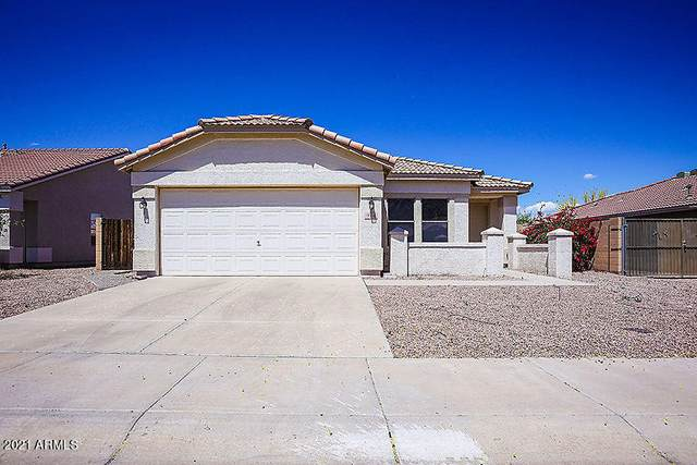 914 E Beth Drive, Phoenix, AZ 85042 (MLS #6224986) :: Yost Realty Group at RE/MAX Casa Grande