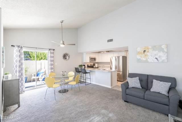 3205 W Loma Lane #3, Phoenix, AZ 85051 (MLS #6224993) :: Yost Realty Group at RE/MAX Casa Grande