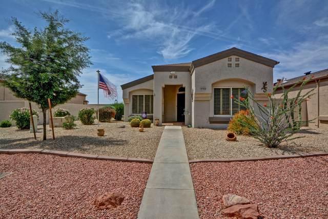 21764 N Verde Ridge Drive, Sun City West, AZ 85375 (MLS #6225000) :: Yost Realty Group at RE/MAX Casa Grande
