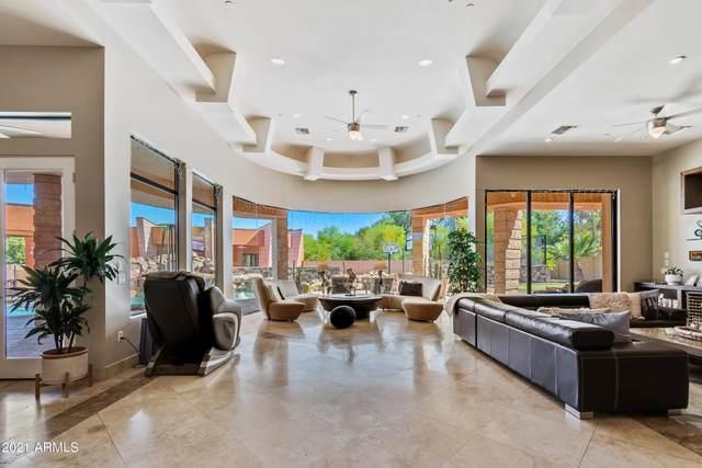 4935 E Berneil Drive, Paradise Valley, AZ 85253 (MLS #6225003) :: Keller Williams Realty Phoenix