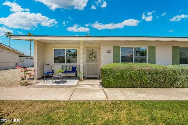 9263 N 111TH Avenue, Sun City, AZ 85351 (MLS #6225020) :: Devor Real Estate Associates