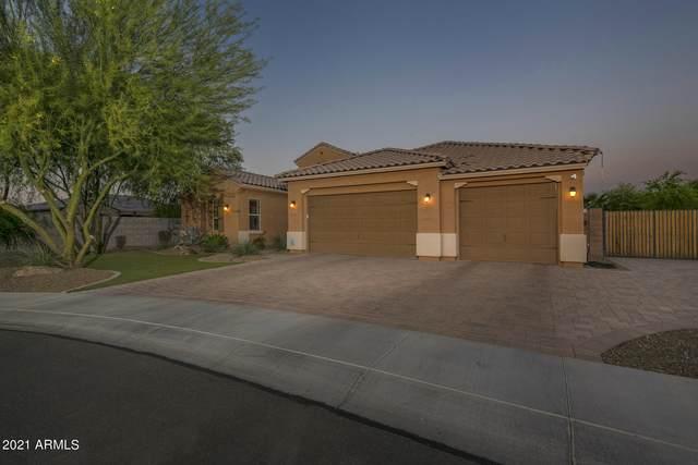 1581 S Sunset Drive, Chandler, AZ 85286 (MLS #6225023) :: Yost Realty Group at RE/MAX Casa Grande