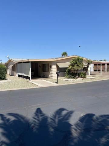 8350 E Mckellips Road #69, Scottsdale, AZ 85257 (MLS #6225048) :: Maison DeBlanc Real Estate