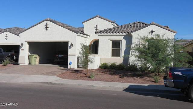 8544 W Midway Avenue, Glendale, AZ 85305 (MLS #6225054) :: Openshaw Real Estate Group in partnership with The Jesse Herfel Real Estate Group