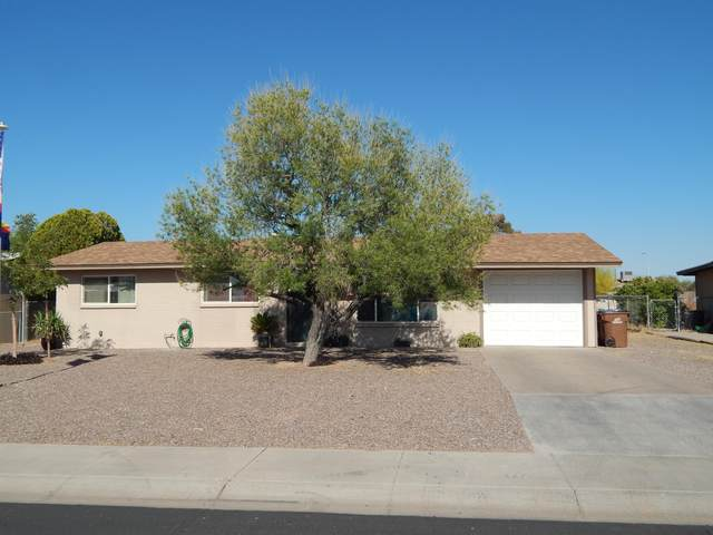1185 S Elizabeth Street, Florence, AZ 85132 (MLS #6225069) :: Yost Realty Group at RE/MAX Casa Grande
