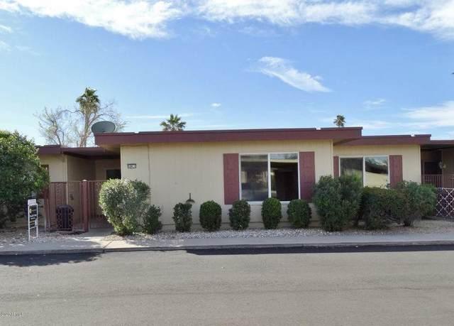 13608 N 98TH Avenue M, Sun City, AZ 85351 (MLS #6225081) :: Sheli Stoddart Team | M.A.Z. Realty Professionals
