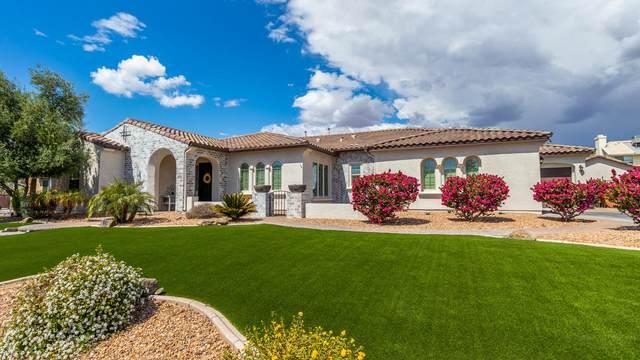 6838 E Ingram Circle, Mesa, AZ 85207 (MLS #6225100) :: Yost Realty Group at RE/MAX Casa Grande