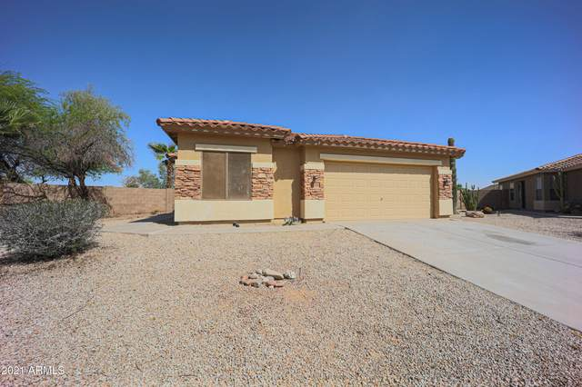 21566 N Duncan Drive, Maricopa, AZ 85138 (MLS #6225103) :: The Laughton Team