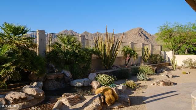 12554 E Paradise Drive, Scottsdale, AZ 85259 (#6225115) :: Luxury Group - Realty Executives Arizona Properties