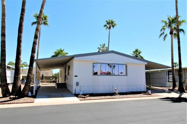 7807 E Main Street Cc-88, Mesa, AZ 85207 (MLS #6225118) :: The Dobbins Team