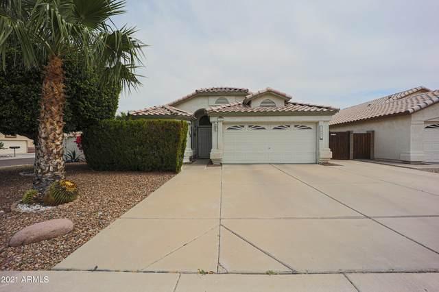17887 N 86TH Lane, Peoria, AZ 85382 (MLS #6225119) :: Yost Realty Group at RE/MAX Casa Grande