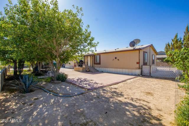 3145 W Romana Drive, Eloy, AZ 85131 (#6225121) :: Luxury Group - Realty Executives Arizona Properties