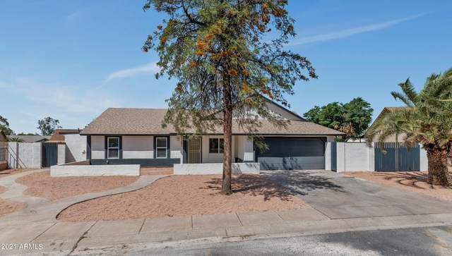 9321 E Dallas Street, Mesa, AZ 85207 (MLS #6225128) :: Yost Realty Group at RE/MAX Casa Grande