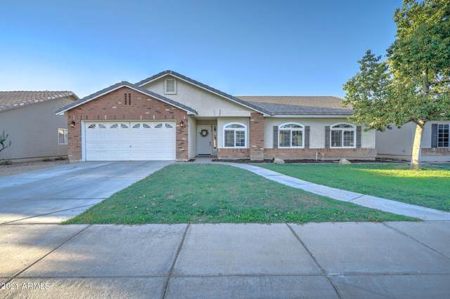 2984 E Pony Court, Gilbert, AZ 85295 (MLS #6225137) :: Openshaw Real Estate Group in partnership with The Jesse Herfel Real Estate Group