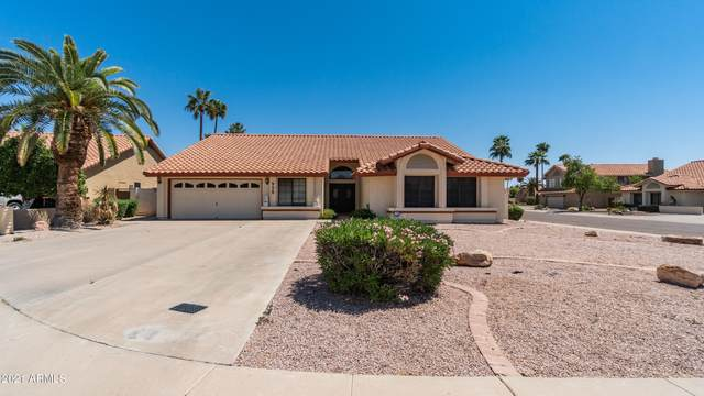 998 E Divot Drive, Tempe, AZ 85283 (MLS #6225140) :: Openshaw Real Estate Group in partnership with The Jesse Herfel Real Estate Group