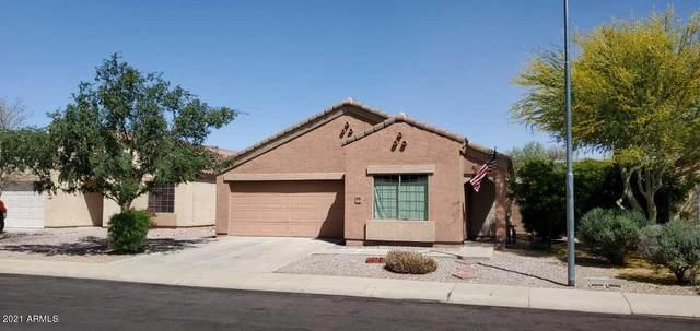 630 W Enchanted Desert Drive, Casa Grande, AZ 85122 (MLS #6225142) :: Yost Realty Group at RE/MAX Casa Grande
