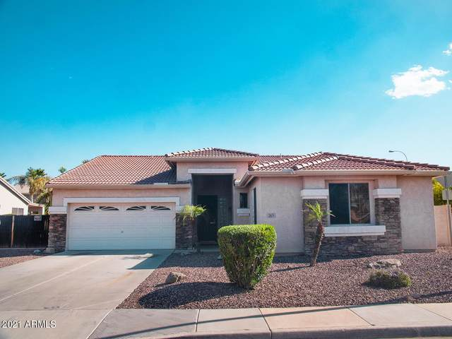 263 W Cedar Drive, Chandler, AZ 85248 (MLS #6225152) :: Openshaw Real Estate Group in partnership with The Jesse Herfel Real Estate Group