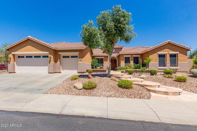 2227 W Webster Court, Anthem, AZ 85086 (MLS #6225154) :: Yost Realty Group at RE/MAX Casa Grande