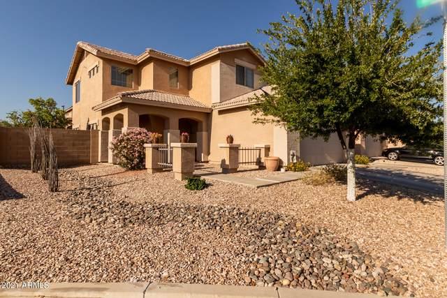23858 W Mesquite Drive, Buckeye, AZ 85396 (MLS #6225155) :: Yost Realty Group at RE/MAX Casa Grande