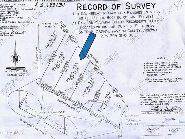 000 E Longhorn Road, Chino Valley, AZ 86323 (MLS #6225159) :: Yost Realty Group at RE/MAX Casa Grande