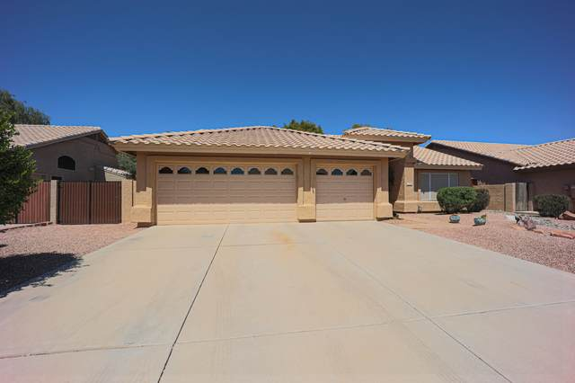 1740 W Park Avenue, Chandler, AZ 85224 (MLS #6225169) :: Openshaw Real Estate Group in partnership with The Jesse Herfel Real Estate Group