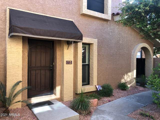 849 E Peoria Avenue #3, Phoenix, AZ 85020 (#6225181) :: Long Realty Company