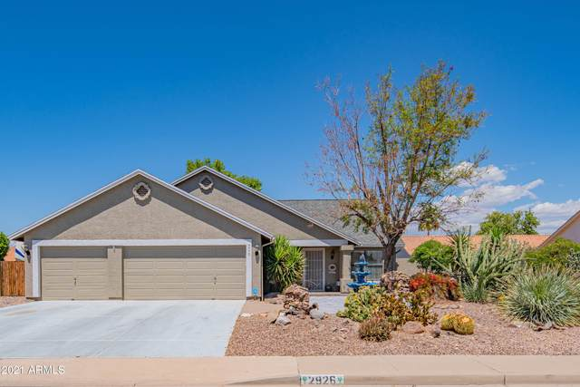 2926 E Laurel Street, Mesa, AZ 85213 (MLS #6225189) :: Openshaw Real Estate Group in partnership with The Jesse Herfel Real Estate Group