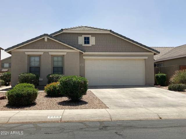 2469 W Mericrest Way, Queen Creek, AZ 85142 (MLS #6225201) :: The Helping Hands Team