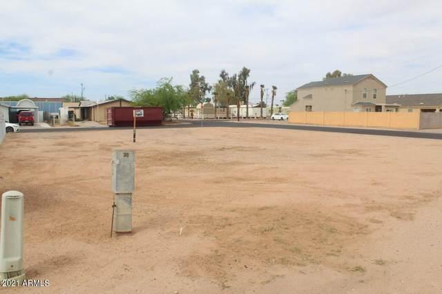 601 W Saguaro Street, Casa Grande, AZ 85122 (MLS #6225208) :: Yost Realty Group at RE/MAX Casa Grande