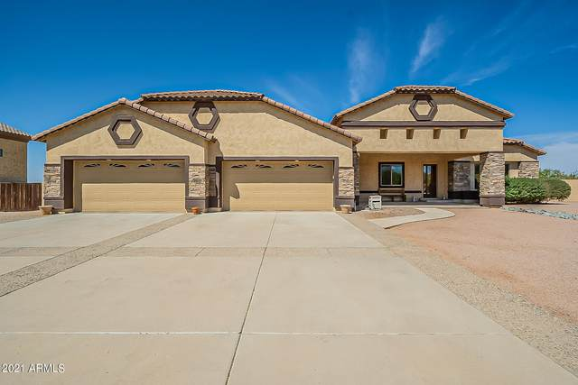 28514 N 179TH Drive, Surprise, AZ 85387 (MLS #6225213) :: Devor Real Estate Associates