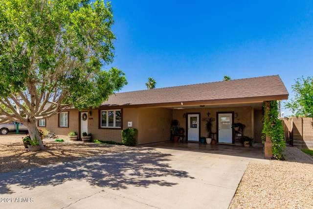 1644 N Freeman, Mesa, AZ 85201 (MLS #6225217) :: Yost Realty Group at RE/MAX Casa Grande