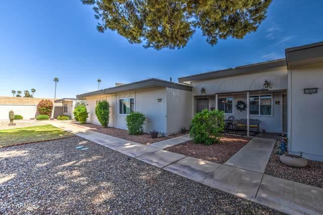 10866 W Coggins Drive, Sun City, AZ 85351 (MLS #6225223) :: Devor Real Estate Associates