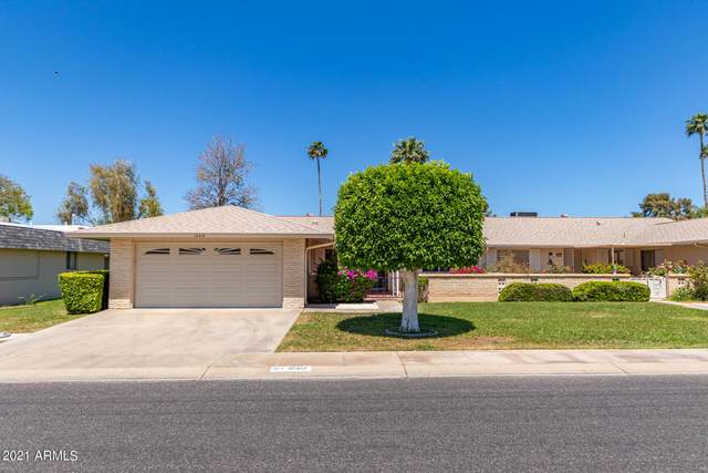 10413 W Tropicana Circle, Sun City, AZ 85351 (MLS #6225230) :: Openshaw Real Estate Group in partnership with The Jesse Herfel Real Estate Group