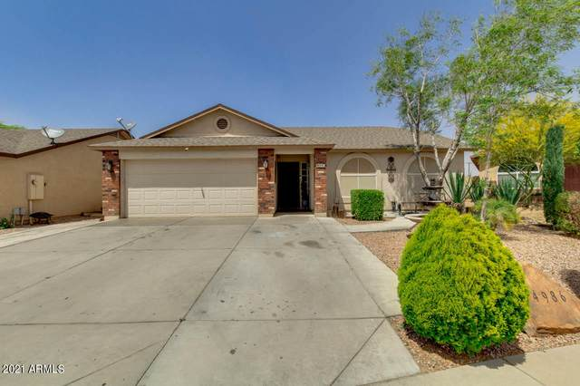 4986 E Magnus Drive, San Tan Valley, AZ 85140 (MLS #6225232) :: The Helping Hands Team