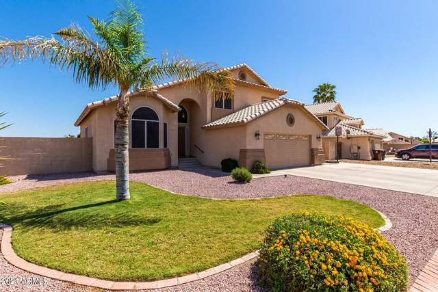 8374 W Meadow Drive, Peoria, AZ 85382 (MLS #6225236) :: Yost Realty Group at RE/MAX Casa Grande