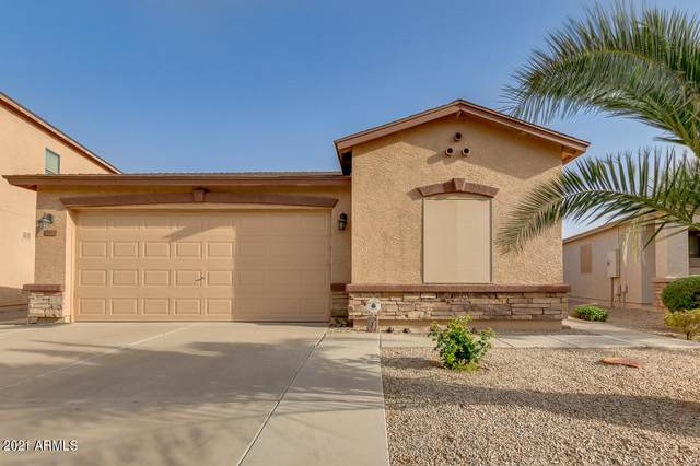 1819 E Silversmith Trail, San Tan Valley, AZ 85143 (MLS #6225237) :: The Helping Hands Team