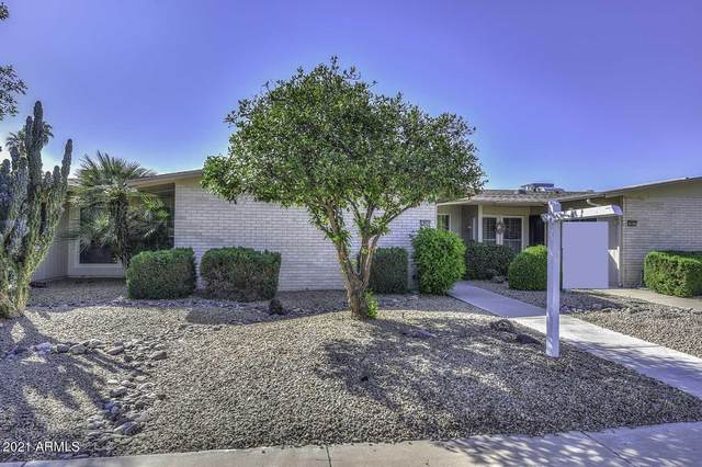 18835 N 134TH Avenue, Sun City West, AZ 85375 (MLS #6225241) :: Openshaw Real Estate Group in partnership with The Jesse Herfel Real Estate Group