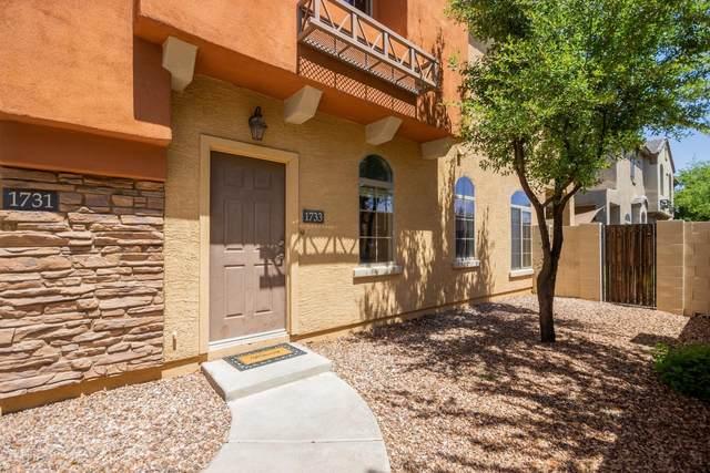 2402 E 5th Street #1733, Tempe, AZ 85281 (MLS #6225244) :: The Helping Hands Team