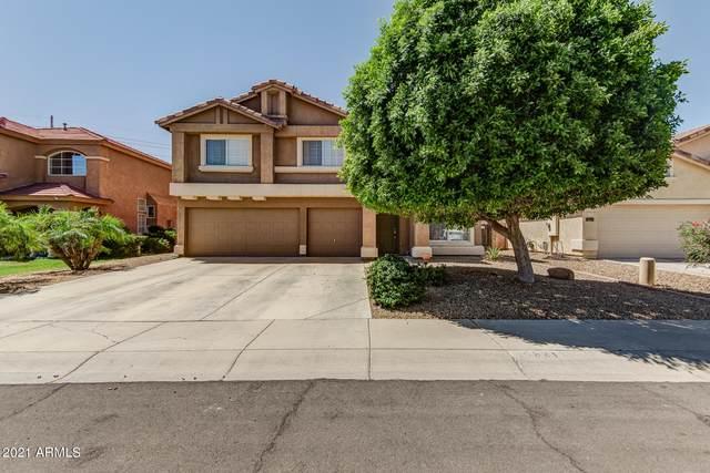 15821 W Boca Raton Road, Surprise, AZ 85379 (MLS #6225267) :: Devor Real Estate Associates