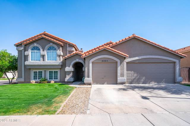 2225 E Sausalito Court, Gilbert, AZ 85234 (MLS #6225268) :: Openshaw Real Estate Group in partnership with The Jesse Herfel Real Estate Group