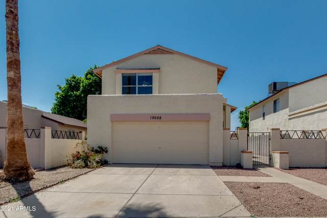 19668 N 48TH Lane, Glendale, AZ 85308 (MLS #6225275) :: Yost Realty Group at RE/MAX Casa Grande
