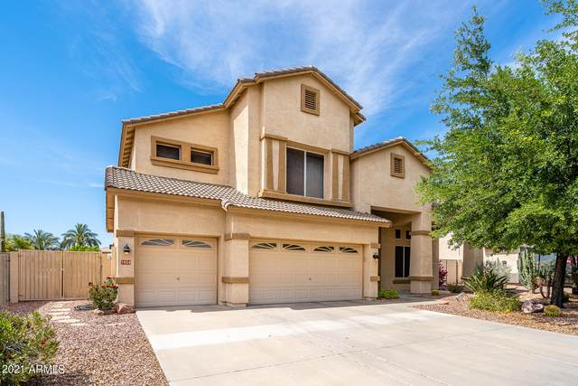 7034 W Honeysuckle Drive, Peoria, AZ 85383 (MLS #6225278) :: Devor Real Estate Associates
