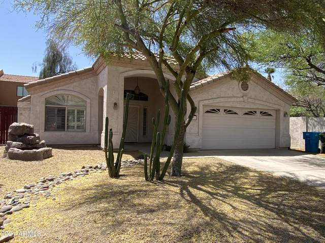 2101 E Sharon Drive, Phoenix, AZ 85022 (MLS #6225287) :: Openshaw Real Estate Group in partnership with The Jesse Herfel Real Estate Group