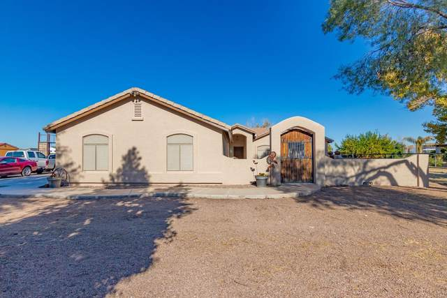 25707 S 206TH Place, Queen Creek, AZ 85142 (MLS #6225295) :: The Helping Hands Team